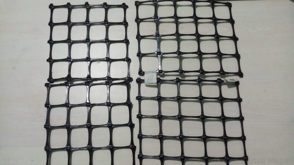 supplier geogrid biaxial per m2
