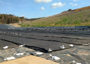 distributor geotextile