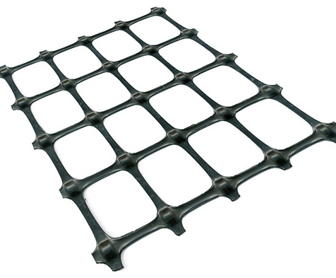 supplier geogrid biaxial per meter