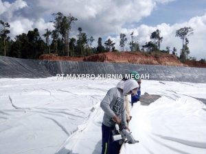 distributor geotextile per roll