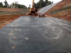 distributor geomembrane per roll